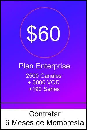 6 Meses de Suscripción (Enterprise)